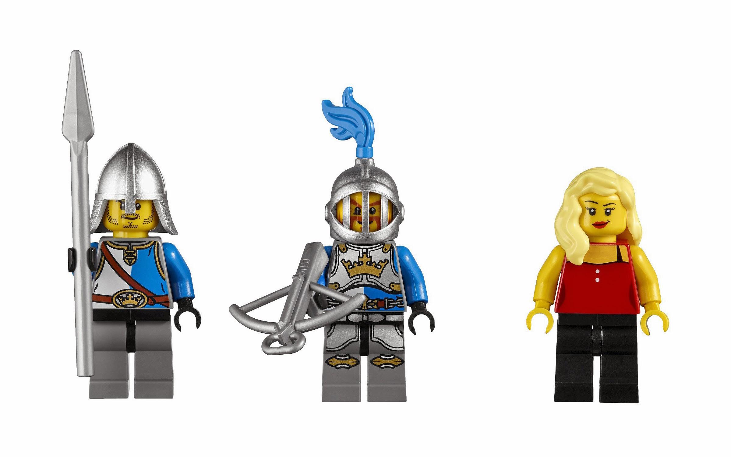 70806 конница замка конструктор лего