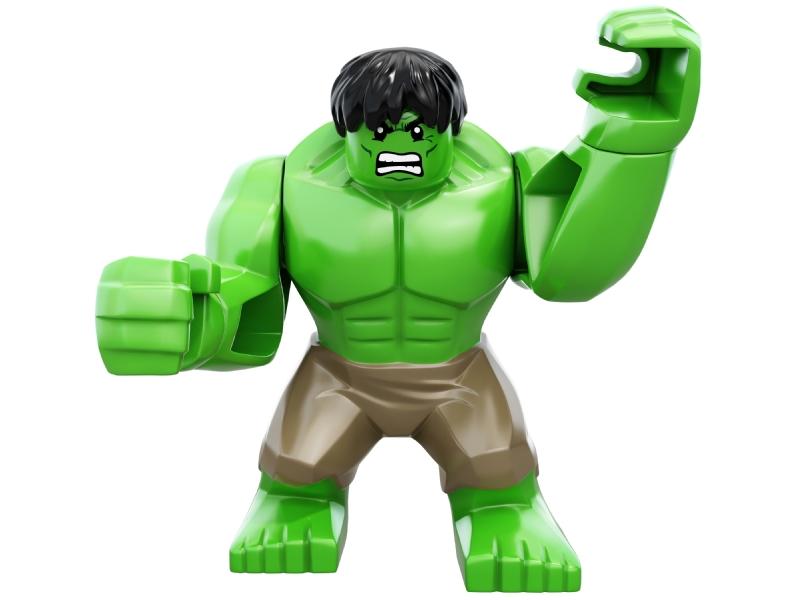 Халка конструктор лего супергерои