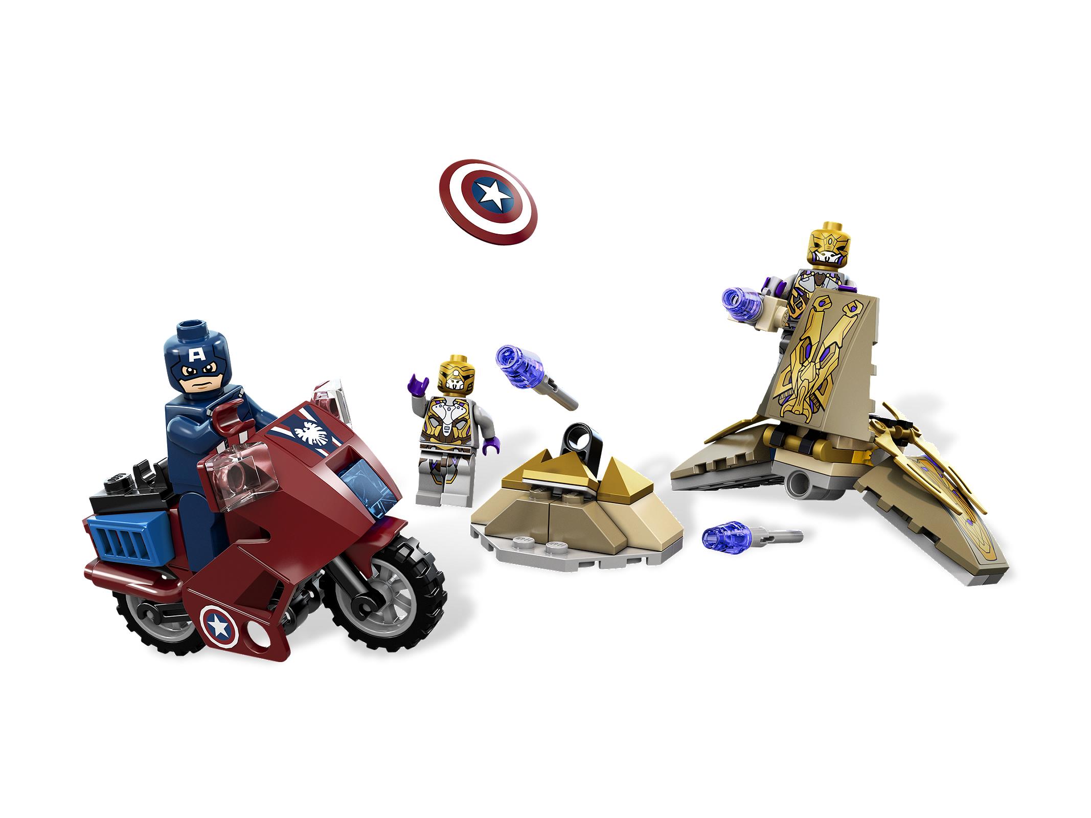 Америки конструктор лего супергерои