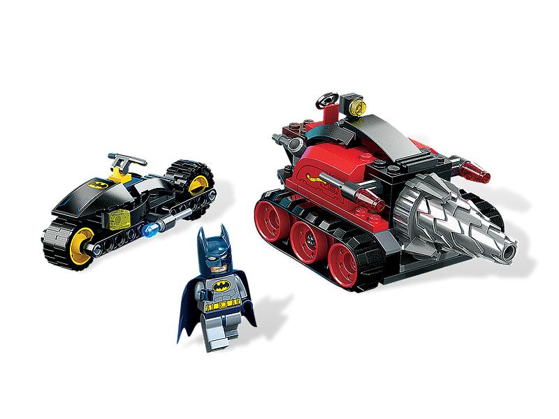 Бэтмена конструктор лего супергерои
