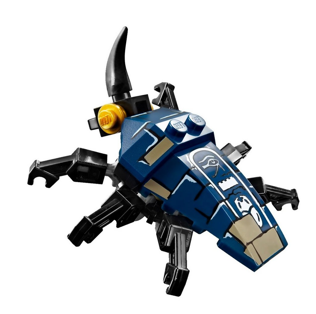 LEGO 7305 THE SCARAB