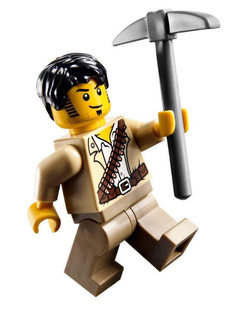 LEGO 7305 Jake Raines