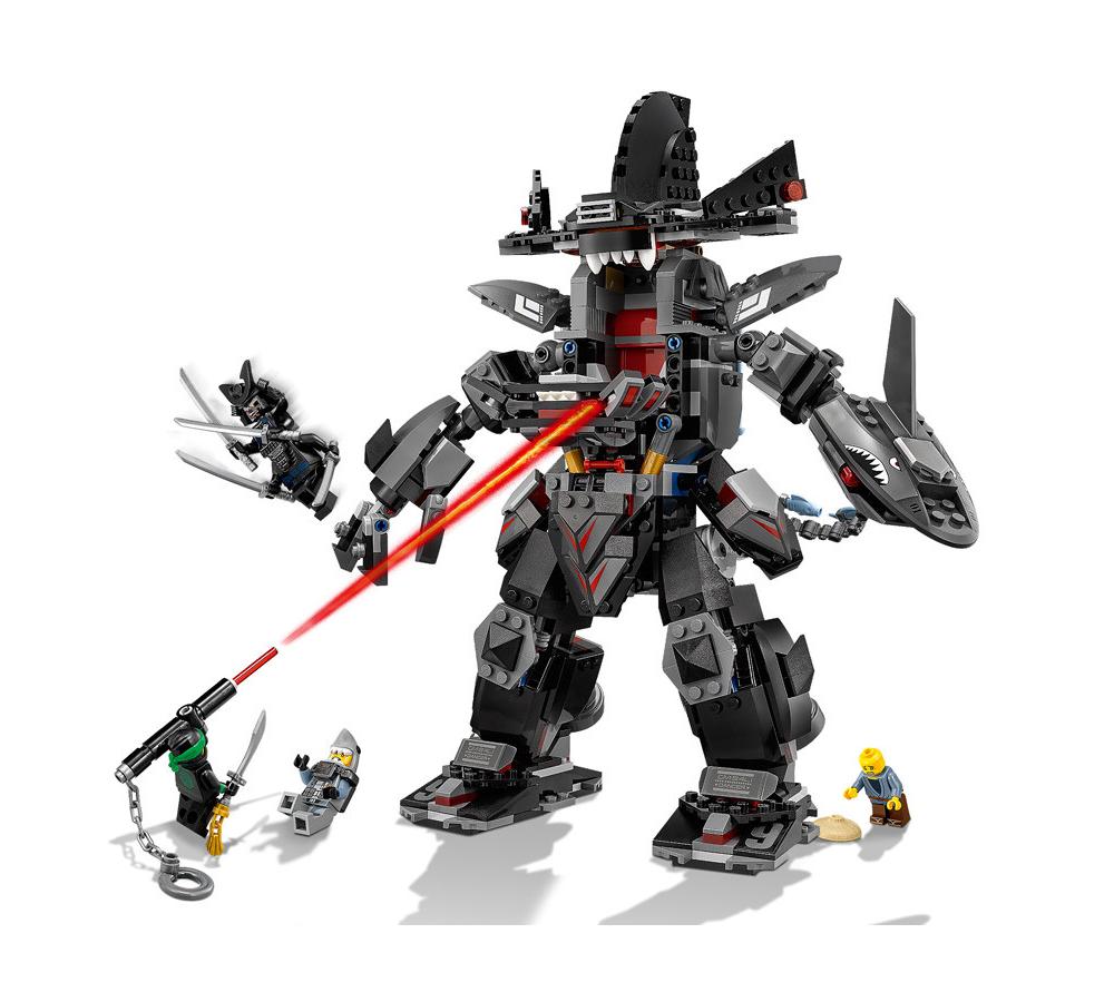 LEGO 70617 Атака