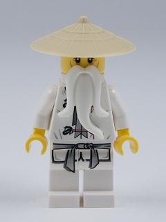 LEGO 9446 Сэнсэй Ву