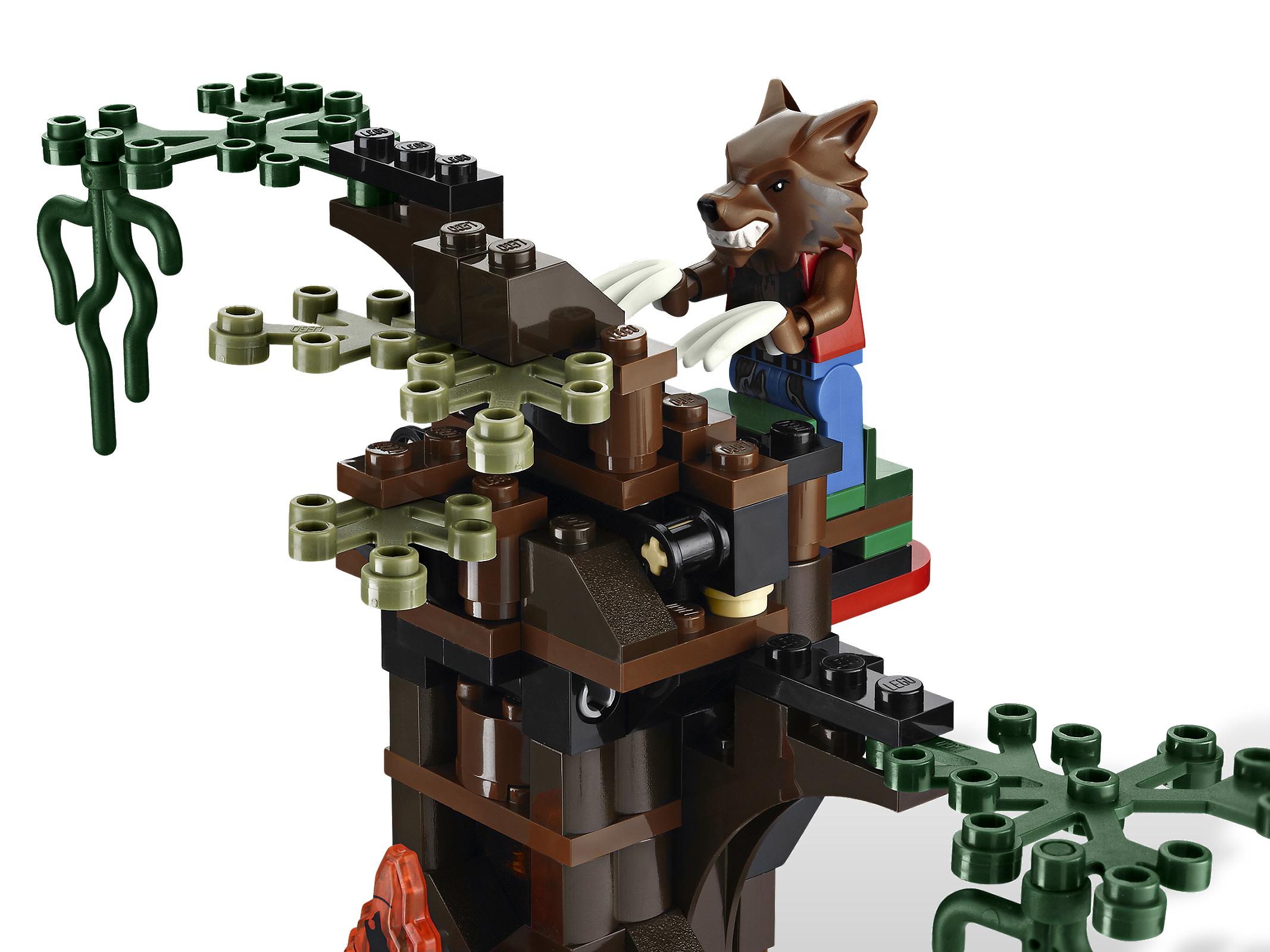LEGO 9463  Werewolf