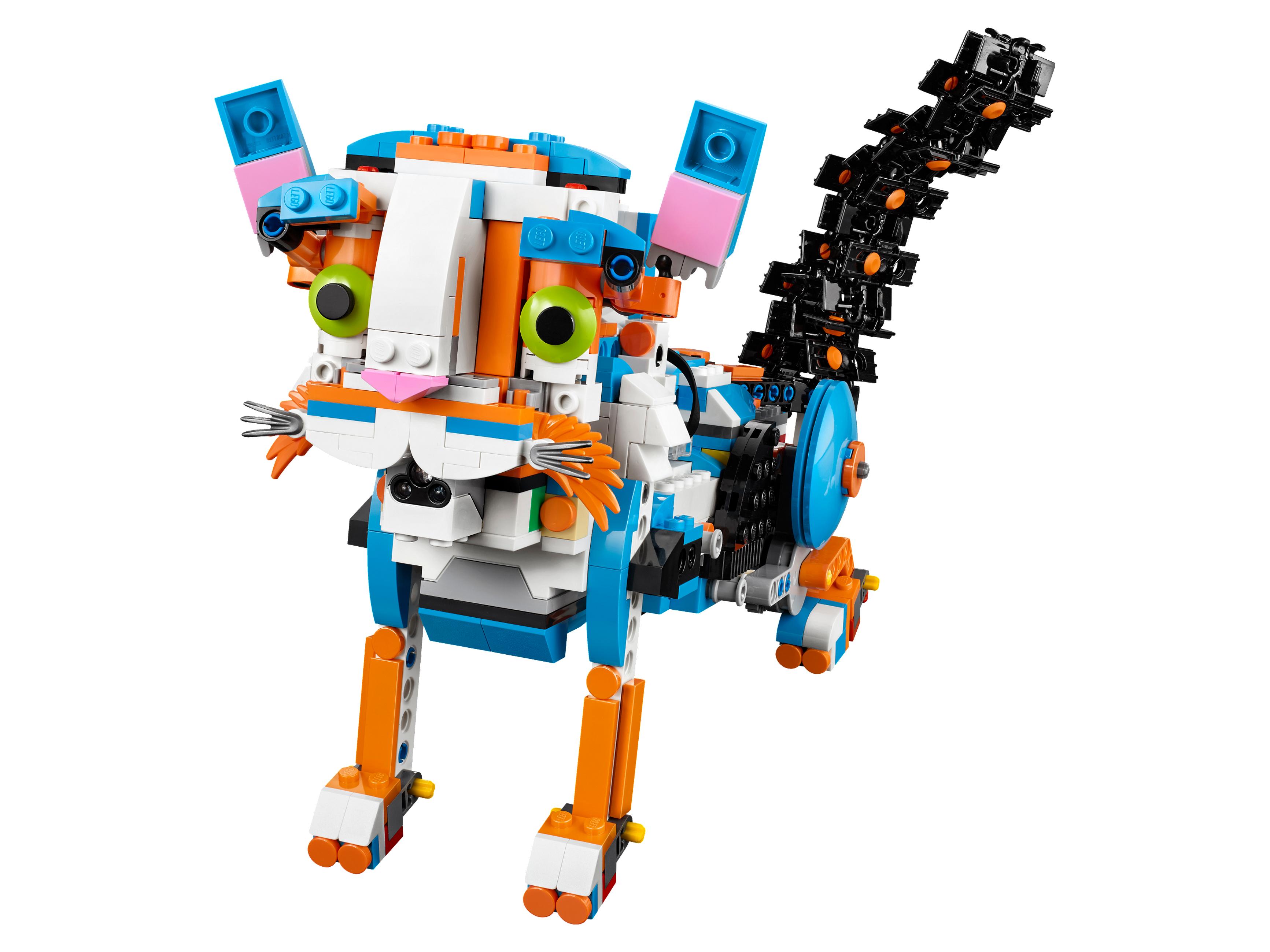 лего робот кот Верни Фрэнки